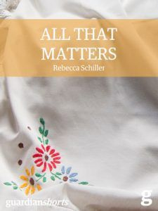 All that matters book cover