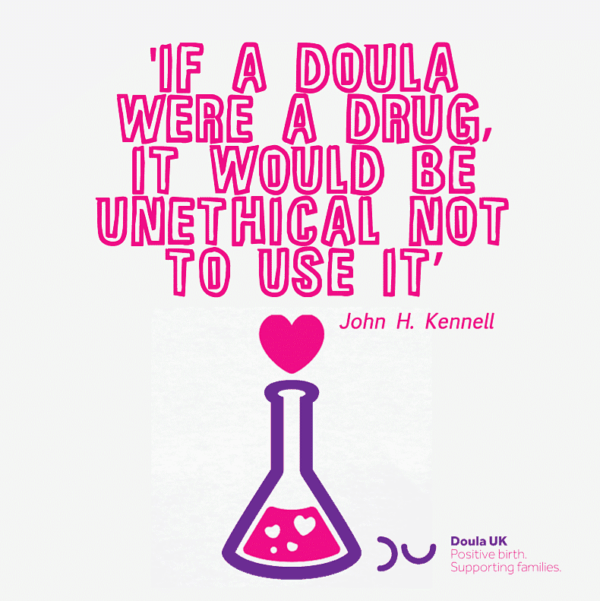 Doula is a drug meme