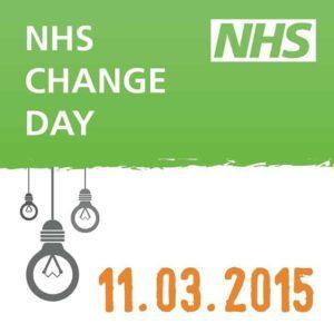 NHS Change Day logo