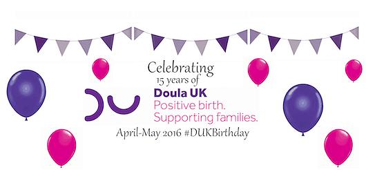 DUK Birthday Banner
